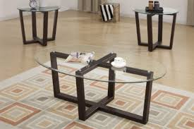 Glass Coffee Table Set Coffee Table Glass Coffee And End Table Sets Faux Granite