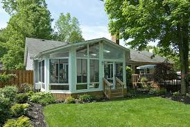Sunrooms Patio Enclosures Four Seasons Sunrooms Porch Enclosures Weathercraft Manufacturing