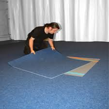 portable floor carpet covering