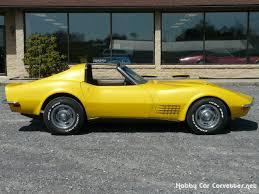 corvette dealers check out this 1971 sunflower yellow corvette c3