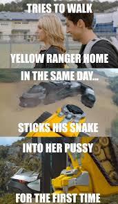 Black Power Ranger Meme - it s a go go power rangers tumblr dump dorkly post
