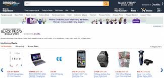 when is black friday on amazon uk which retailer has the best black friday strategy econsultancy