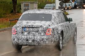 future rolls royce interior next gen rolls royce phantom spotted by car magazine