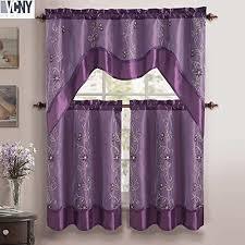 Lavender Window Curtains Purple Kitchen Curtains Awesome Best Of Lavender Window Curtains