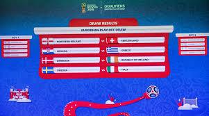 Qualificazioni Mondiali 2018 Calendario Africa Sorteggi Playoff Mondiali Sarà Svezia Italia Ritorno A