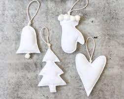 mitten ornament etsy