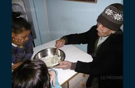 cours de cuisine enfant lyon lyon 7ème arrondissement dix enfants et huit chibanis réunis