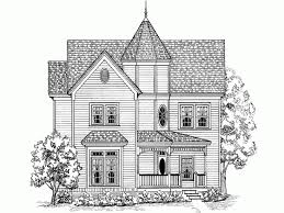 Victorian Home Floor Plan Victorian House Plan With 1947 Square Feet And 3 Bedrooms From