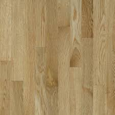 White Oak Flooring Natural Finish Bruce Natural Reflections Oak Desert Natural 5 16 In T X 2 1 4 In