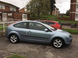 ford focus zetec climate manual petrol 2005 in mansfield
