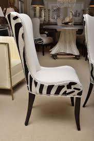 Zebra Dining Chairs Zebra Dining Chairs