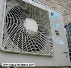 target fans and air conditioners how do air conditioners work explain that stuff