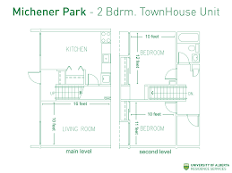 michener park residence services university of alberta
