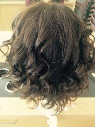 ththermal rods hairstyle in order to achieve thermal iron curls 1 make sure hair is clean