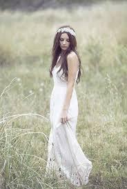 bohemian wedding dress dressed up