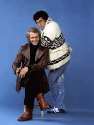 Starsky And Hutch Outtakes Starsky And Hutch Laughing Together Mes Vieilles Séries