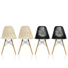eames dsw side chair vitra eames plastic side chair dsw white