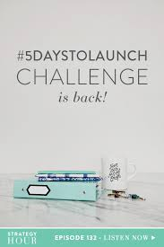 Challenge Is It 5daystolaunch Challenge Is Back Think Creative Collective