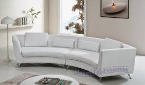 sofa curved contemporary sofa astonishing contemporary curved