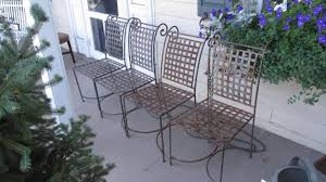Iron Patio Furniture by Antique Vintage Patio Furniture And Accessories