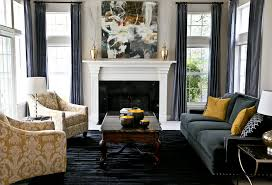 Transitional Living Room by How To Decorate A Transitional Living Room Hotpads Blog