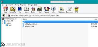 membuat flashable zip cwm cara menginstall banyak aplikasi sekaligus di android jalantikus com