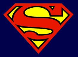 superman logo clipart clipartion
