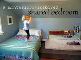 inspired bedroom itty bitty a tour e and f s montessori inspired bedroom