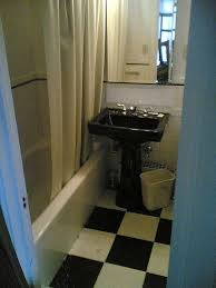 How To Clean Black Tiles Bathroom How To Clean Black Sinks Hunker
