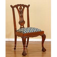 Antique Dining Chairs Chippendale Chair Dining Room Antique Dining Chair Mahogany Chairs