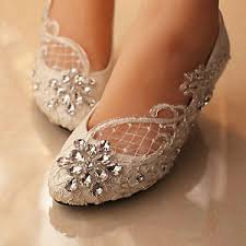 wedding shoes low heel pumps lace white ivory wedding shoes bridal flats low high heel