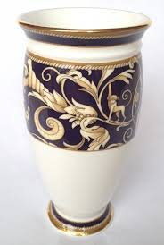 Wedgwood Vase Nivag Collectables Wedgwood Cornucopia Small Bicentenary