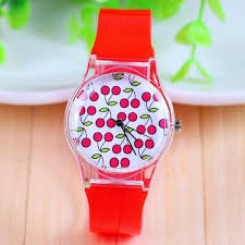 silicone kids gift holiday watch on luulla