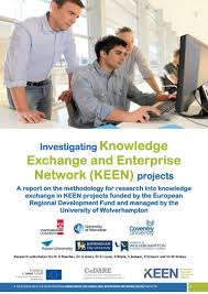 methodology for investigating knowledge exchange and enterprise netwo u2026