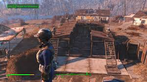 day 21 with fallout 4 settlements and i part ways