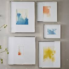 Pottery Barn Gallery In A Box Picture Frames West Elm