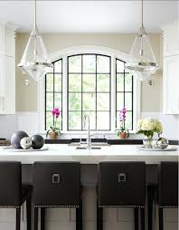 Transitional Kitchen Lighting Transitional Kitchen Island Altmine Co