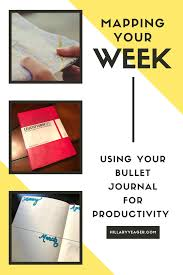 Bullet Journal Tips And Tricks by Hillary Yeager