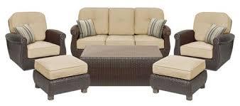 patio lounge chairs u0026 ottomans la z boy outdoor furniture
