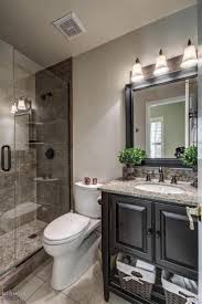 10 big ideas for small bathrooms hgtv bathroom decor