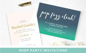 party invitations party invitations 15 designs basic invite