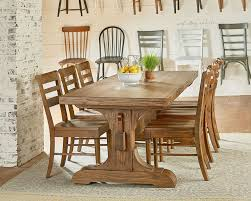 trestle dining table with bench trestle dining table with bench beblincanto tables the multi