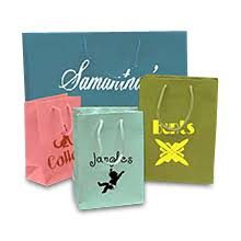 personalized gift bags custom print bags paper mart personalized packaging