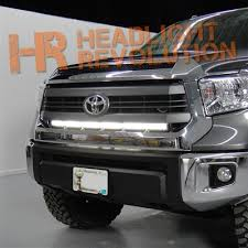 2014 2017 toyota tundra stealth mount led light bar