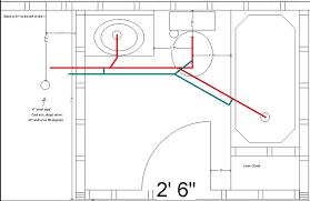 pretty ideas 9 bathroom plumbing plans bathroom plumbing home array