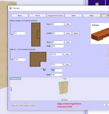 kitchen cabinet design software joinery sketchlist 3d