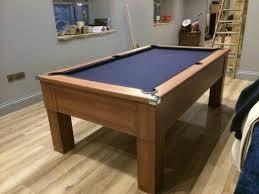 non slate pool table furniture stunning new dark walnut square leg slate home pool
