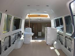 camper van with bathroom campervan bathroom the campervan converts