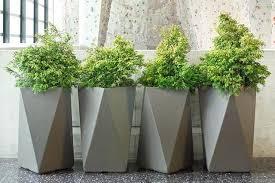 outdoor plant pots easy pieces bronze garden planters outdoor