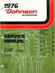 1976 johnson 2hp 2r76 outboard service manual pdf piston